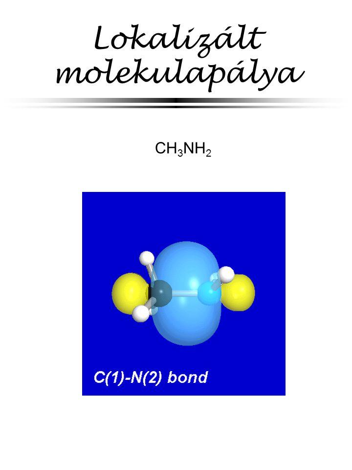 Lokalizált molekulapálya