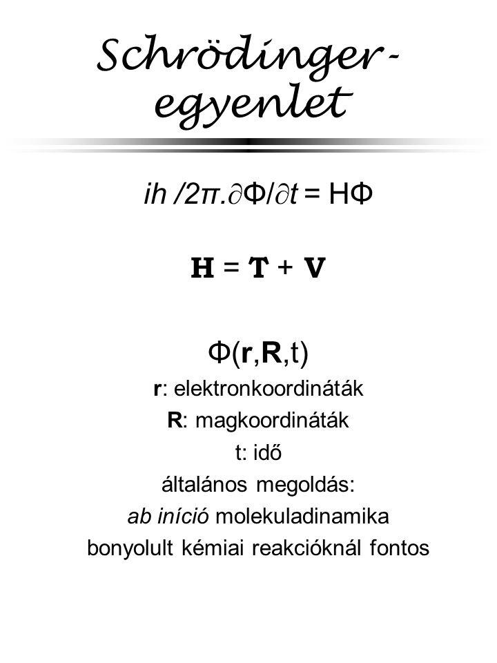 Schrödinger-egyenlet