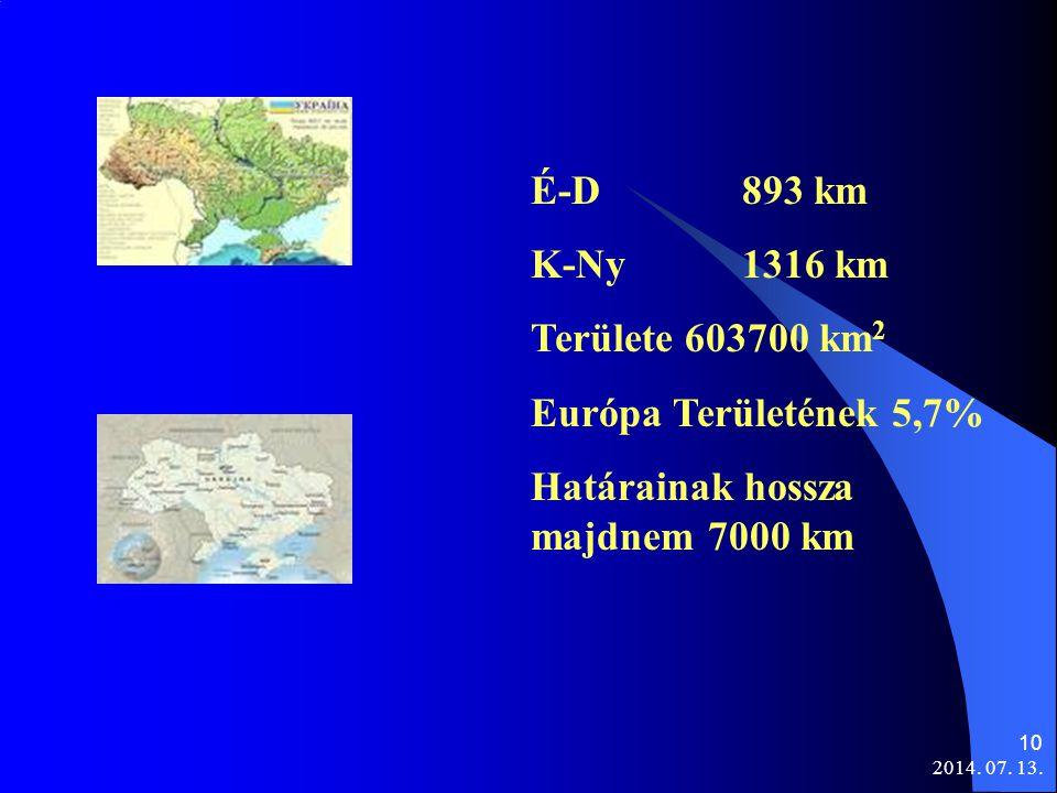 Határainak hossza majdnem 7000 km