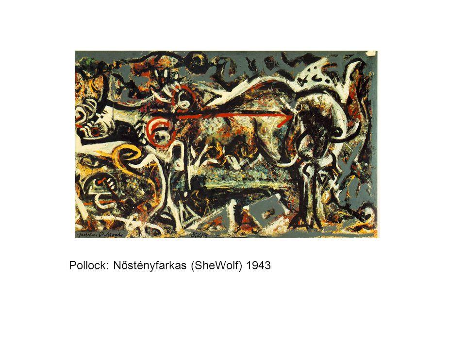 Pollock: Nőstényfarkas (SheWolf) 1943