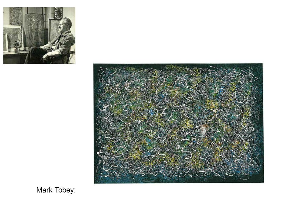 Mark Tobey:
