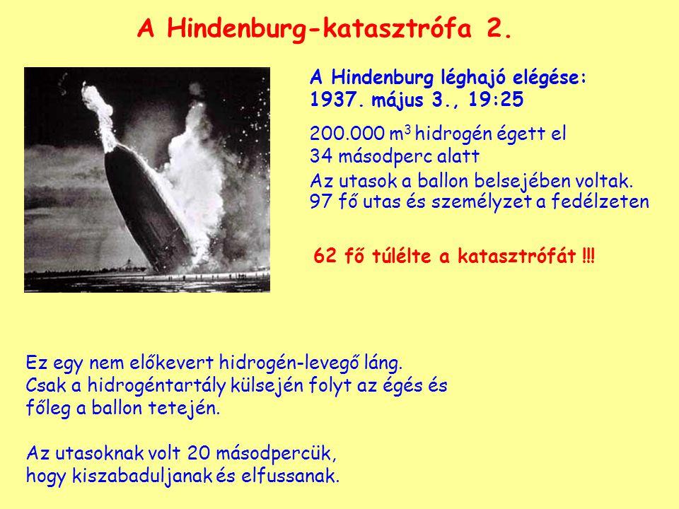A Hindenburg-katasztrófa 2.
