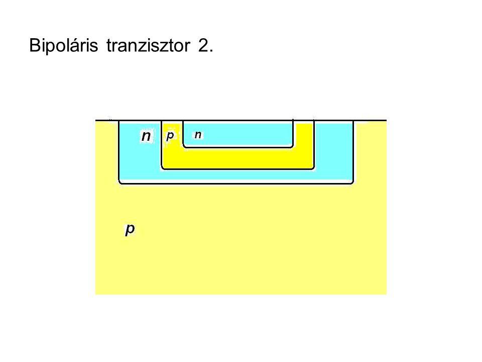 Bipoláris tranzisztor 2.