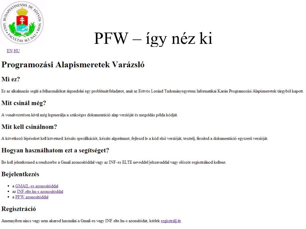 PFW – így néz ki