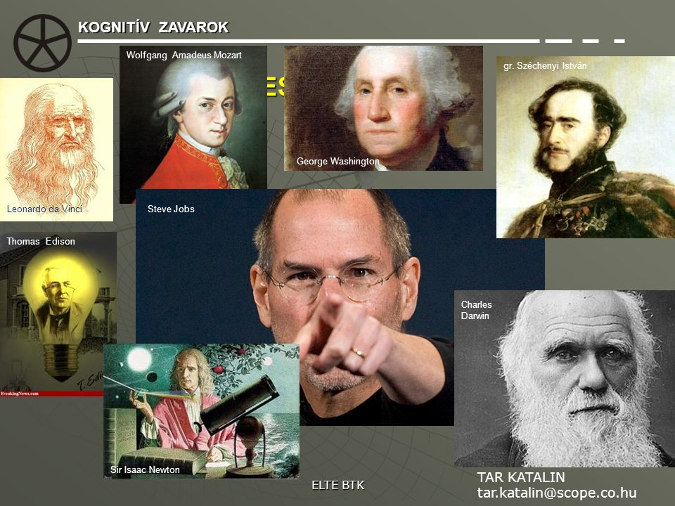 HÍRES EMBEREK KOGNITÍV ZAVAROK TAR KATALIN tar.katalin@scope.co.hu