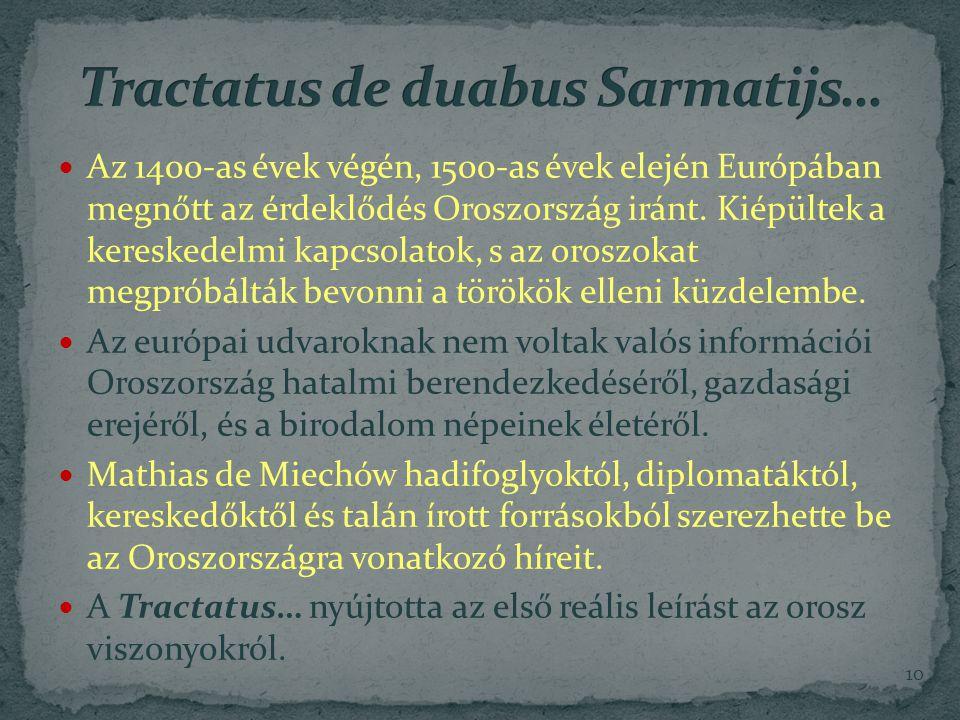 Tractatus de duabus Sarmatijs…
