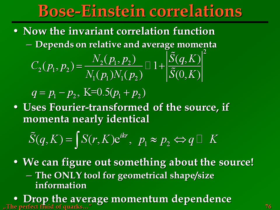 Bose-Einstein correlations