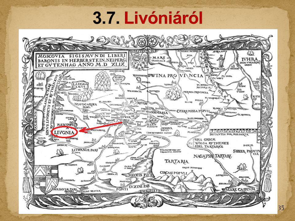 3.7. Livóniáról