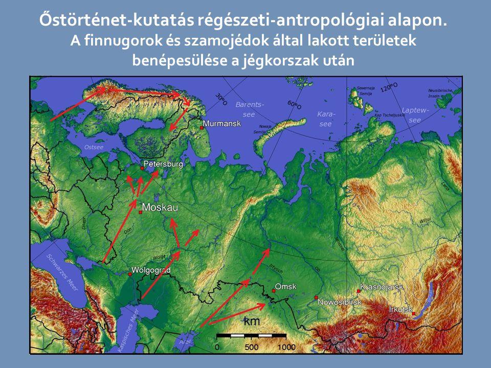 Őstörténet-kutatás régészeti-antropológiai alapon