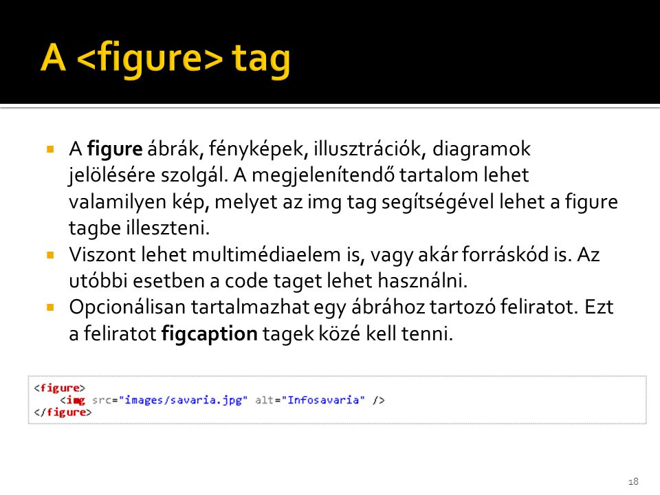 A <figure> tag