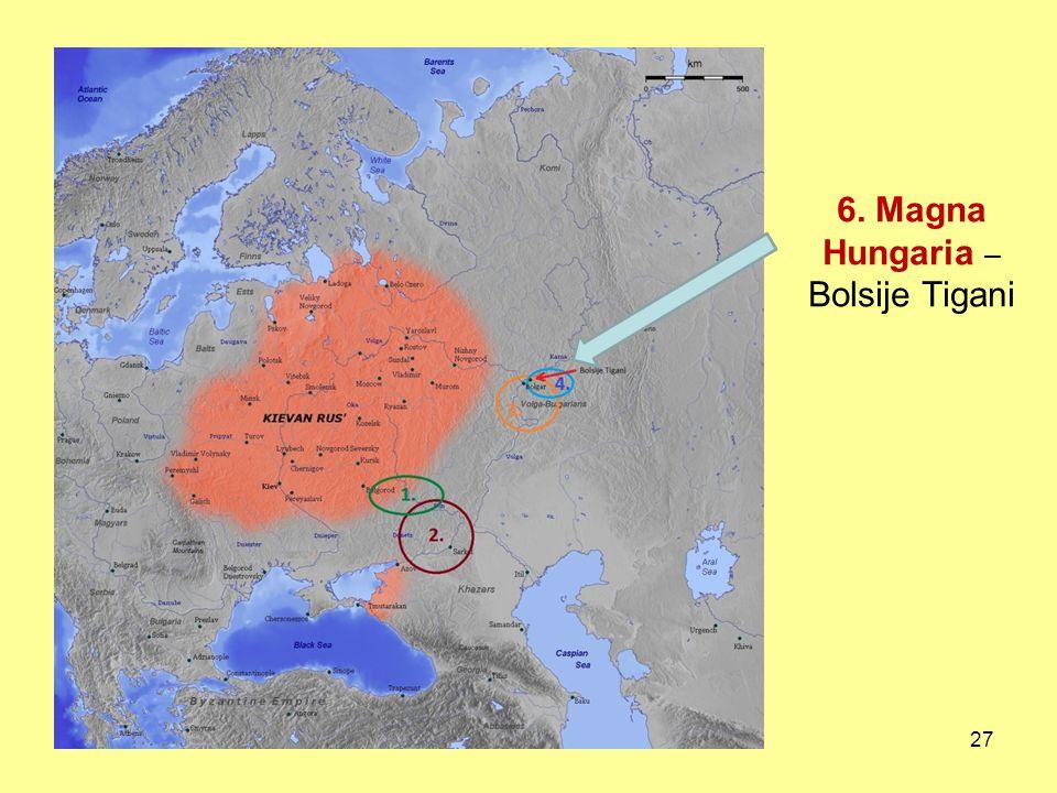 6. Magna Hungaria – Bolsije Tigani