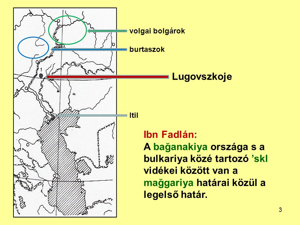 Lugovszkoje Ibn Fadlán: