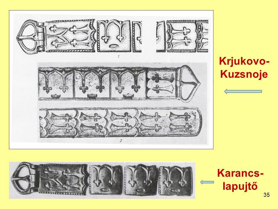 Krjukovo-Kuzsnoje Karancs-lapujtő