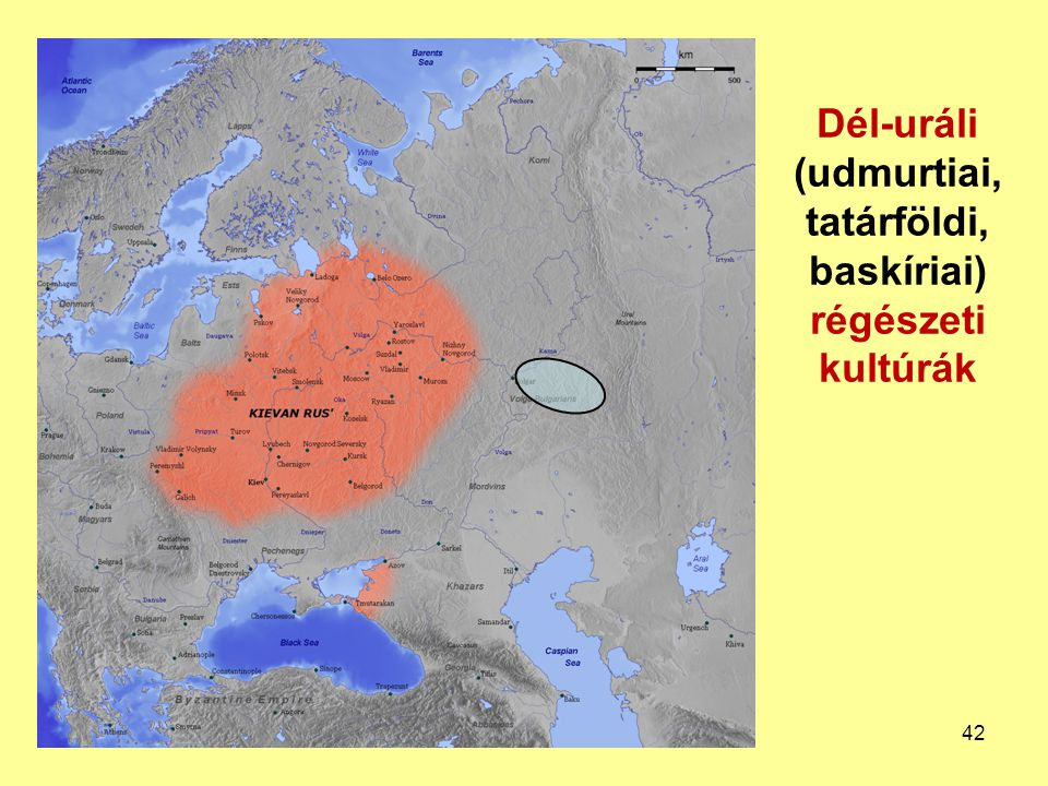 Dél-uráli (udmurtiai, tatárföldi, baskíriai) régészeti kultúrák