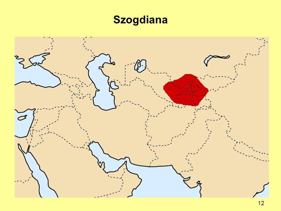 Szogdiana