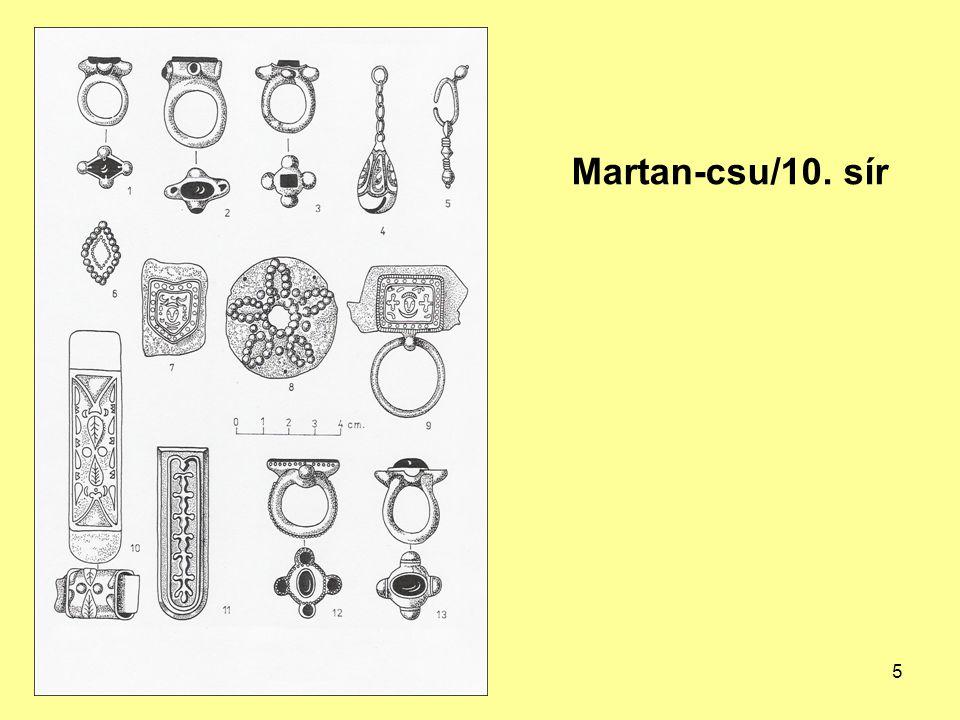 Martan-csu/10. sír