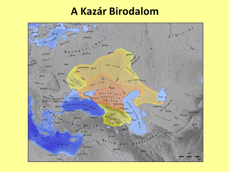 A Kazár Birodalom
