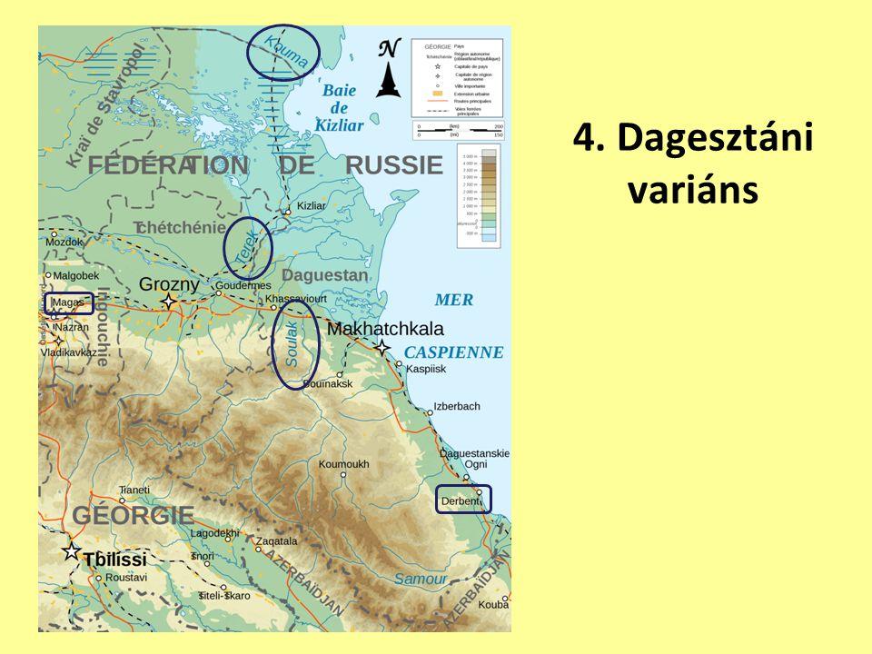 4. Dagesztáni variáns