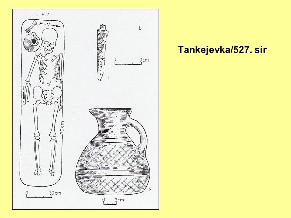 Tankejevka/527. sír