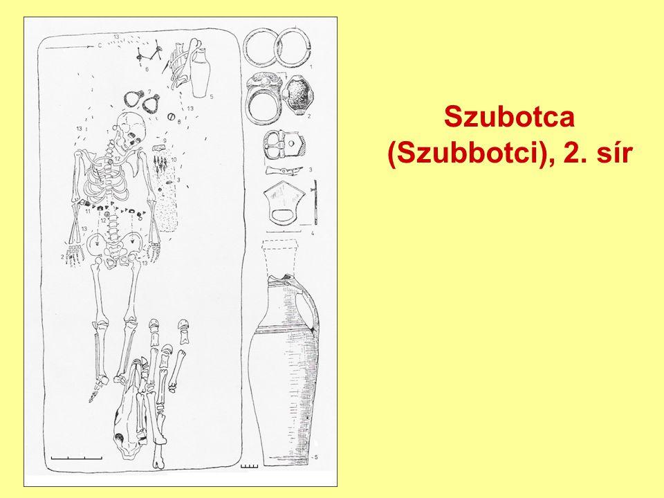 Szubotca (Szubbotci), 2. sír