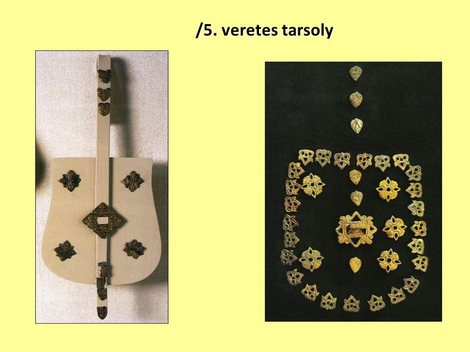 /5. veretes tarsoly