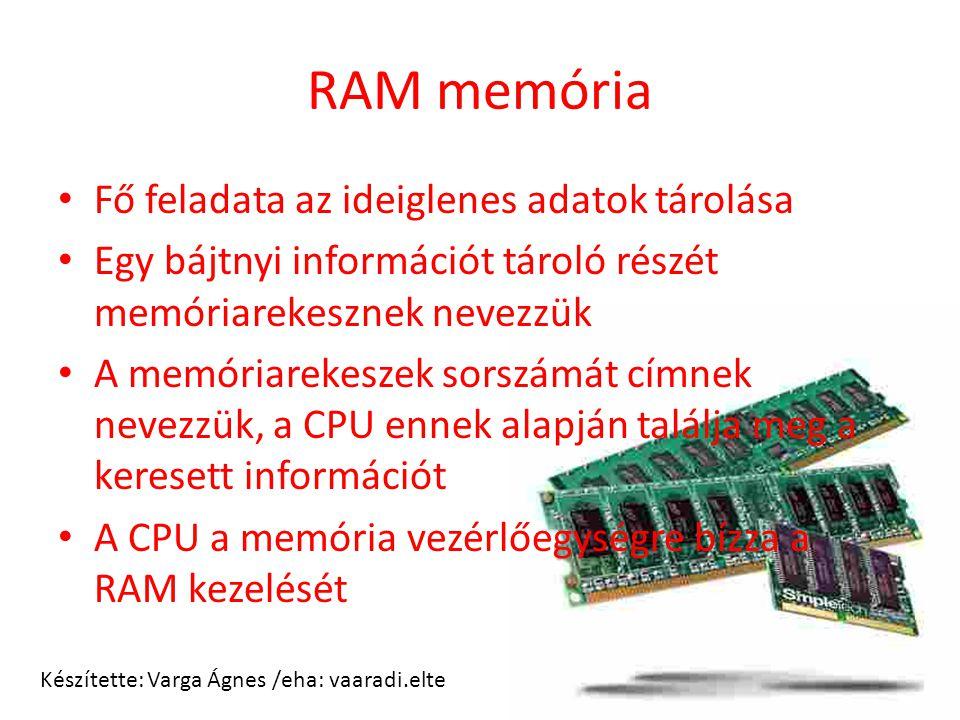 Számítógépes alapismeretek 2010. ősz