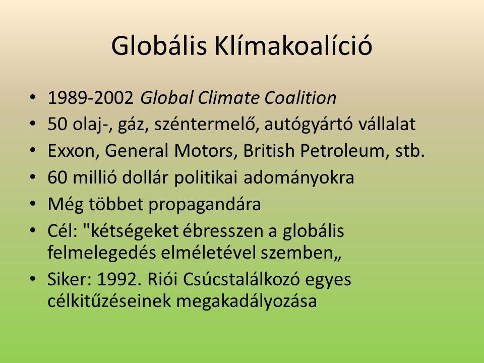 Globális Klímakoalíció