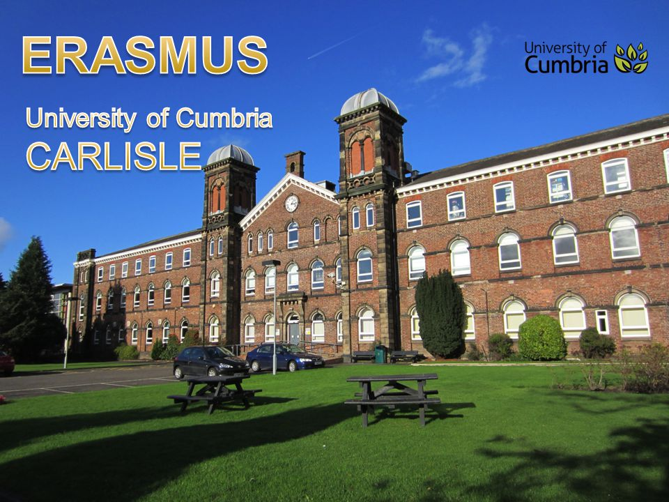 University of Cumbria CARLISLE