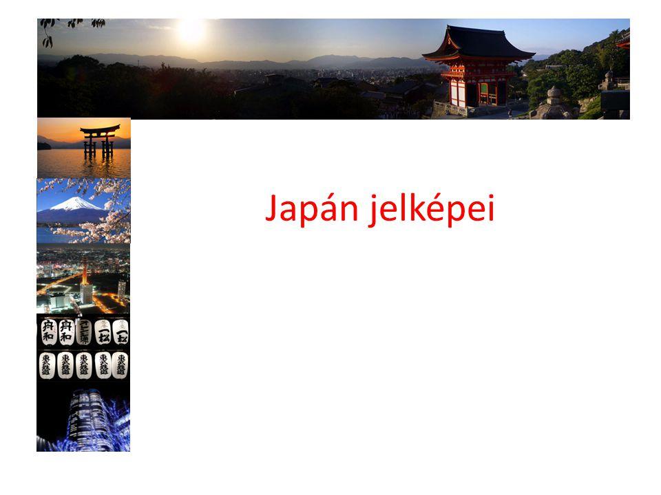 Japán jelképei