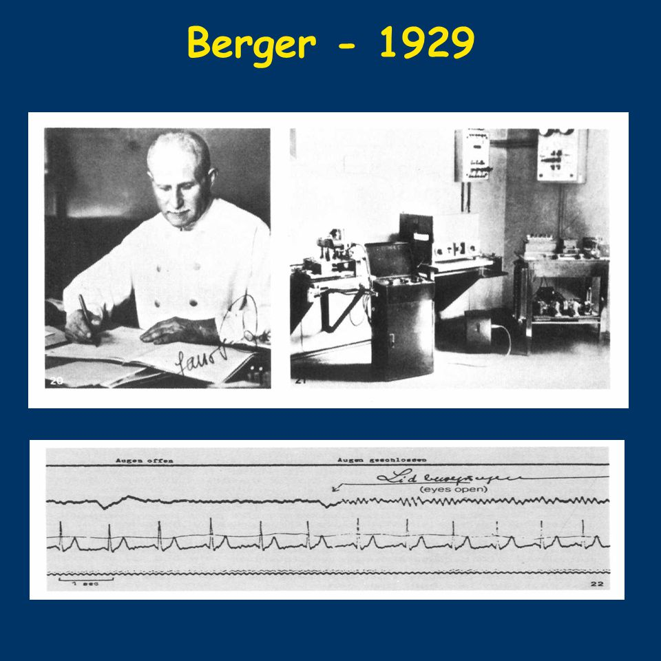 Berger - 1929