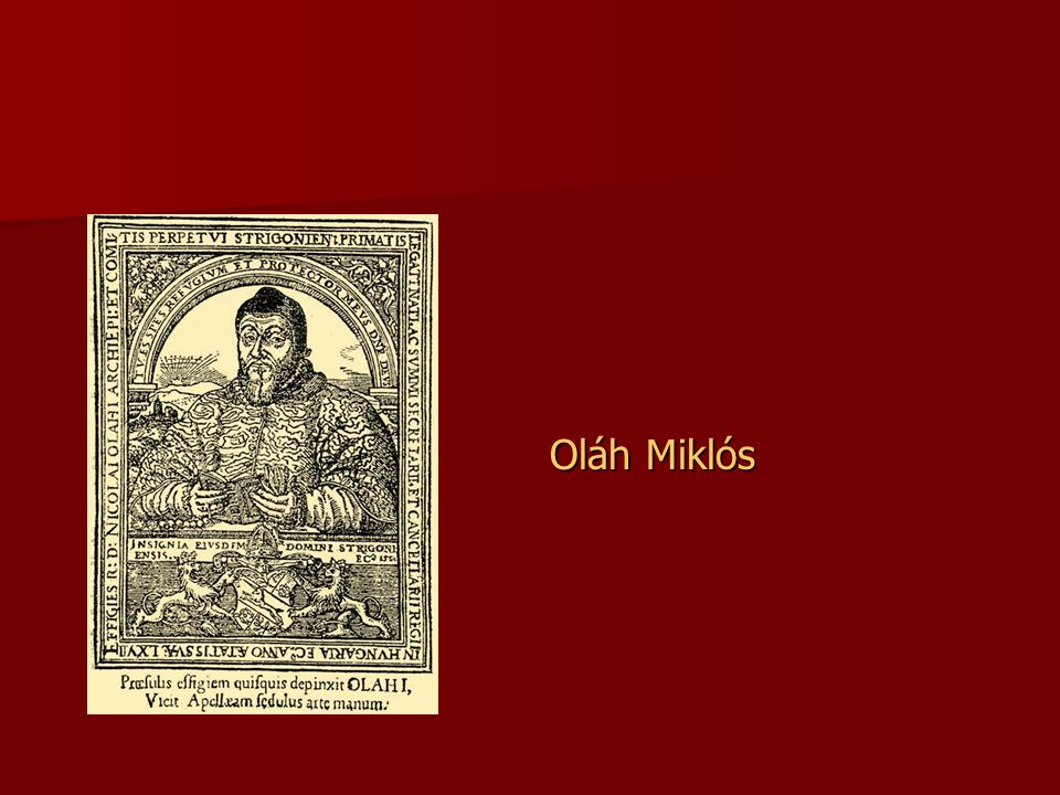 Oláh Miklós