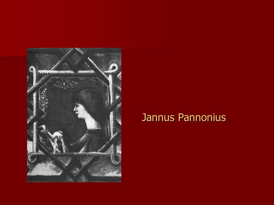 Jannus Pannonius