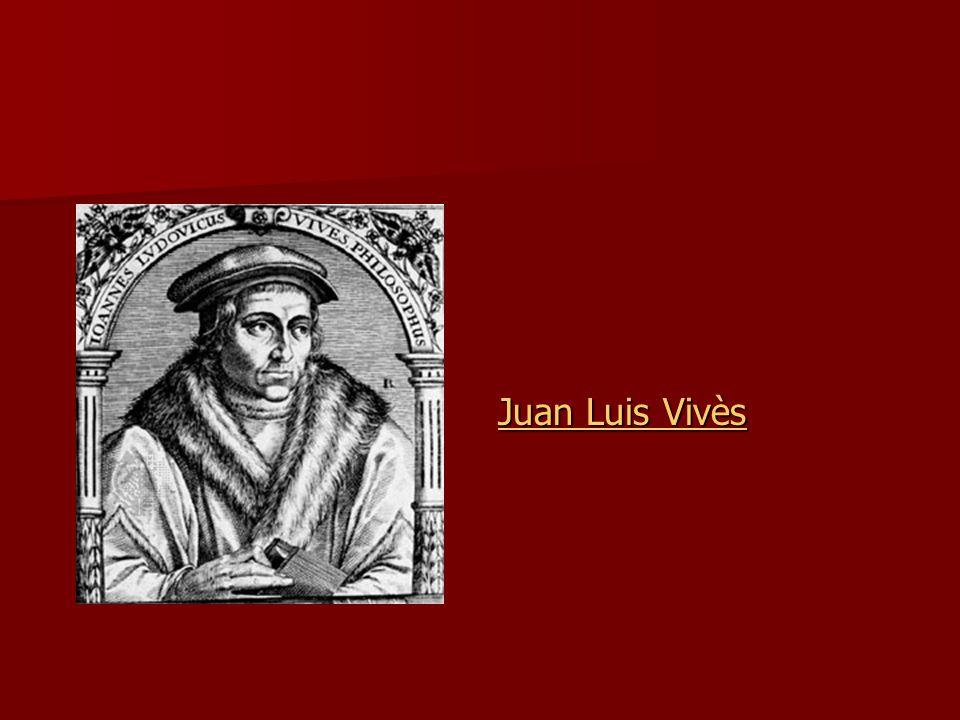 Juan Luis Vivès