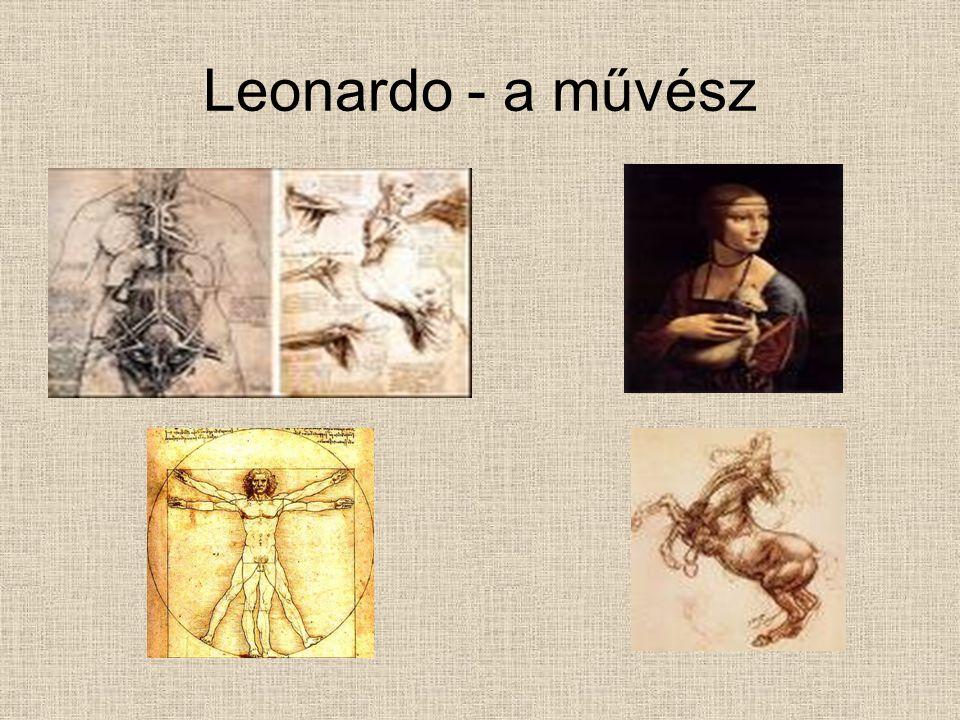 Leonardo - a művész