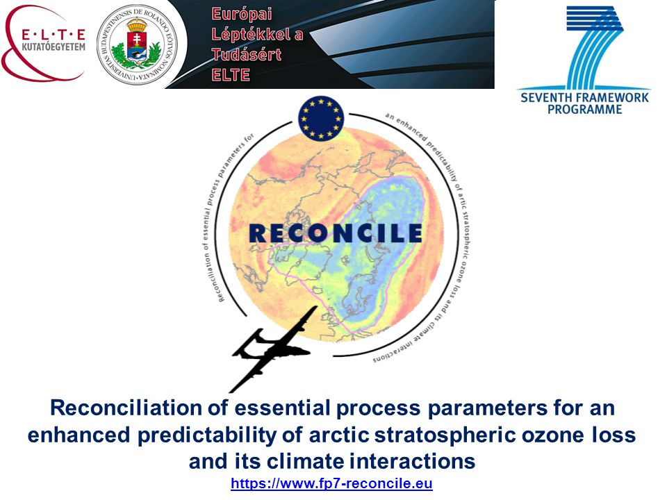 Reconciliation of essential process parameters for an enhanced predictability of arctic stratospheric ozone loss and its climate interactions