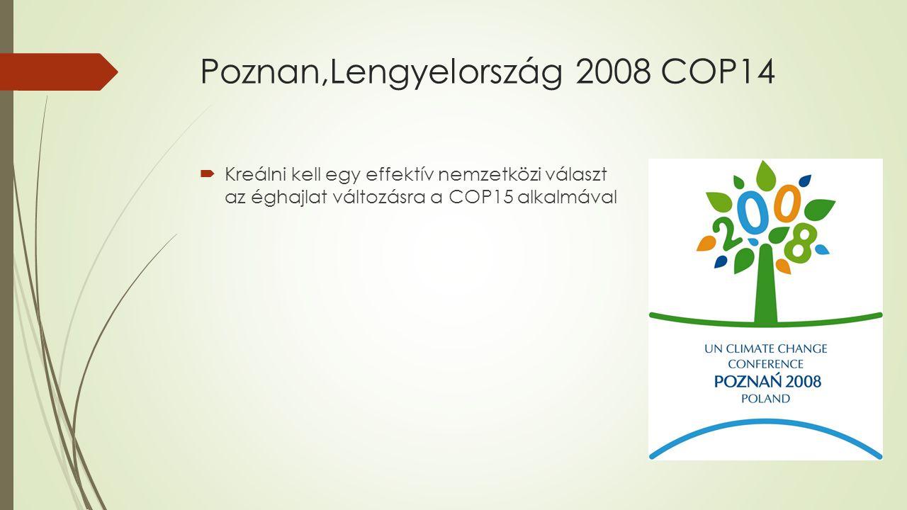 Poznan,Lengyelország 2008 COP14