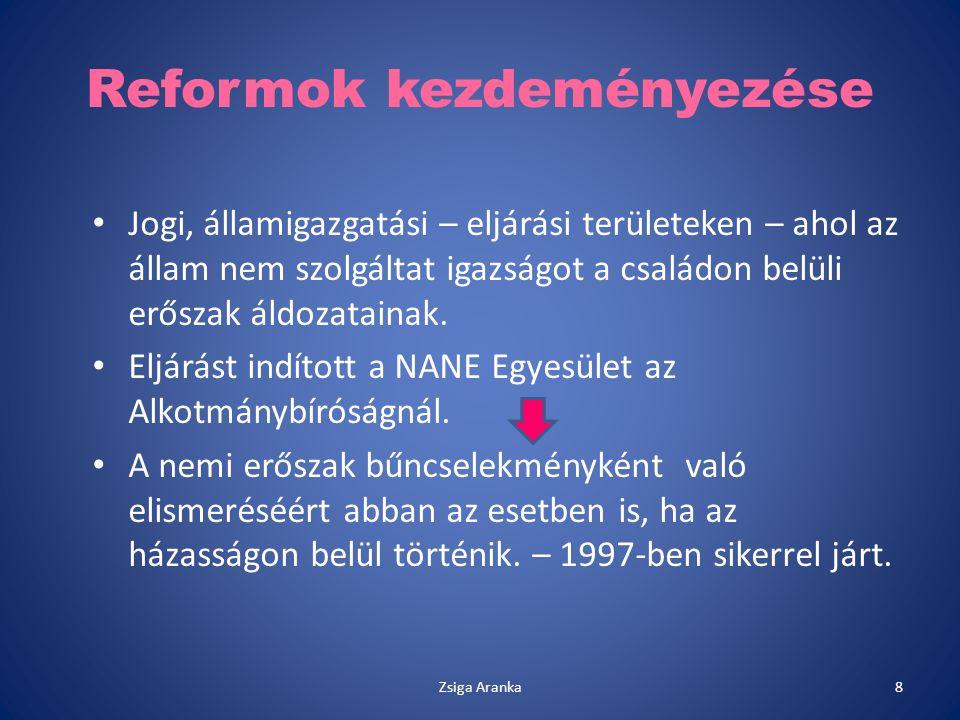 Reformok kezdeményezése
