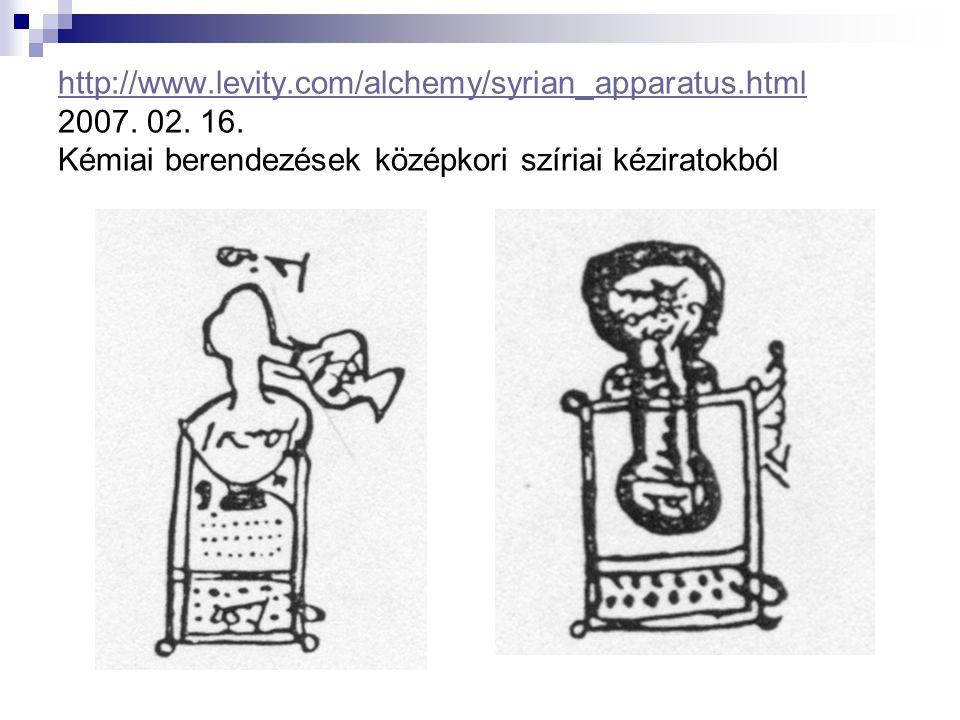 http://www. levity. com/alchemy/syrian_apparatus. html 2007. 02. 16