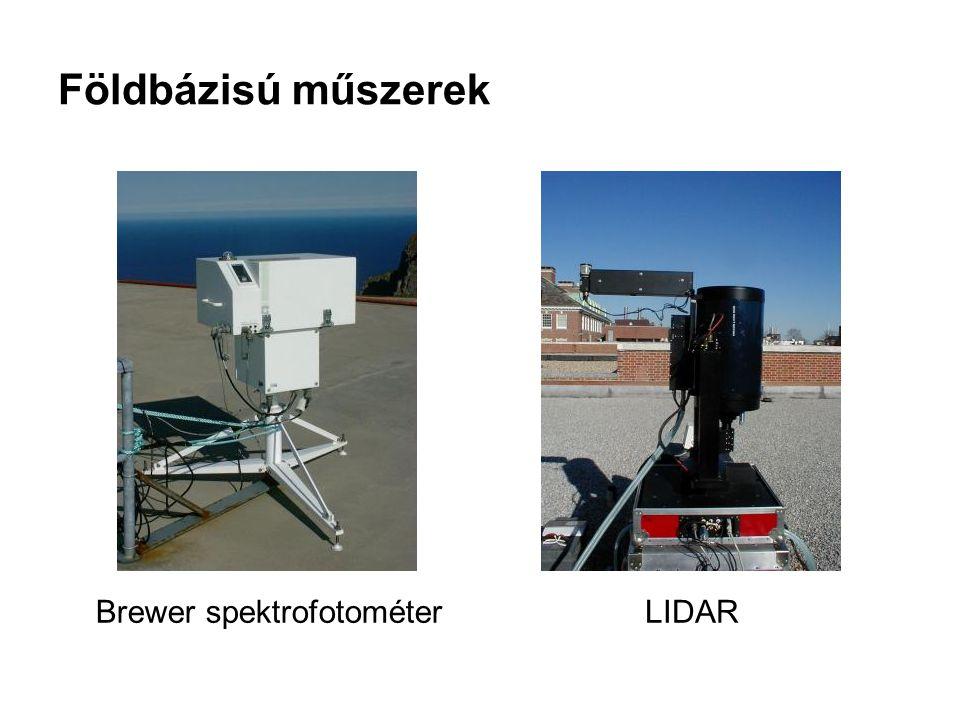 Brewer spektrofotométer