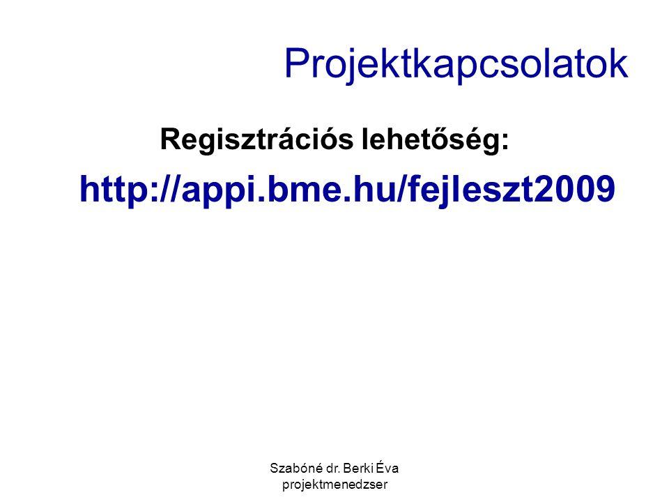 Regisztrációs lehetőség: