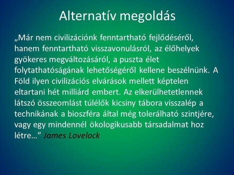 Alternatív megoldás
