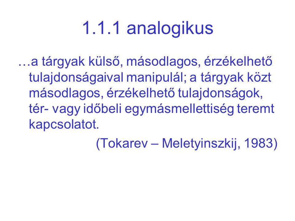 1.1.1 analogikus