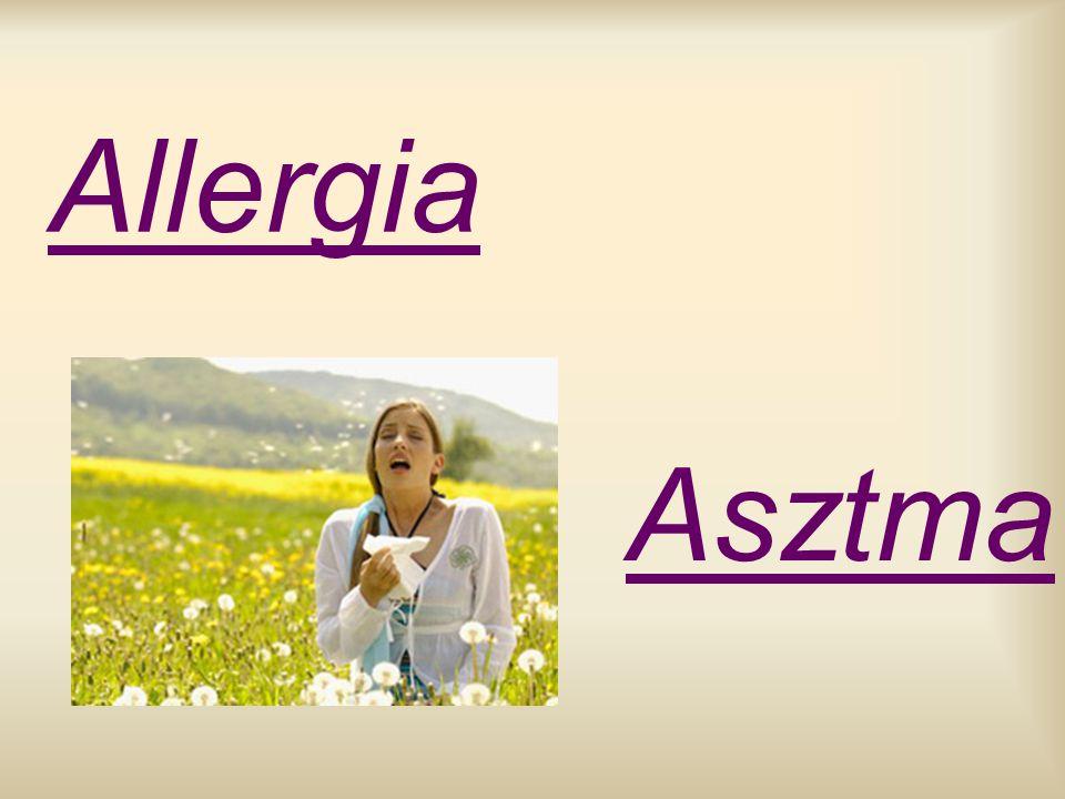 Allergia Asztma