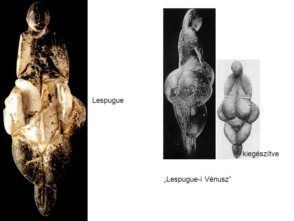 """Lespugue kiegészítve """"Lespugue-i Vénusz"""