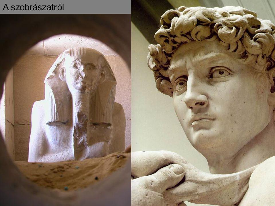 A szobrászatról