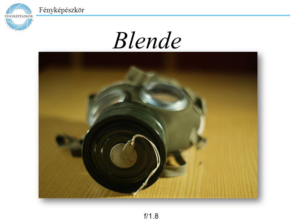 Blende f/1.8