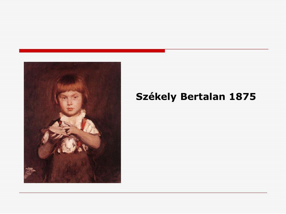 Székely Bertalan 1875