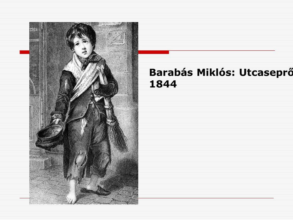 Barabás Miklós: Utcaseprő