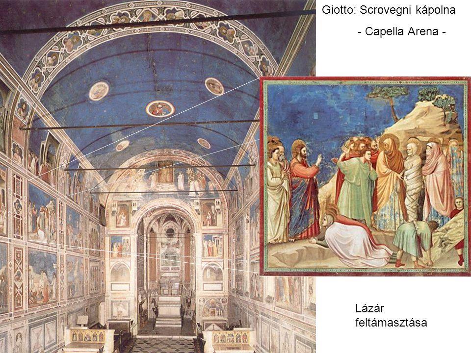 Giotto: Scrovegni kápolna