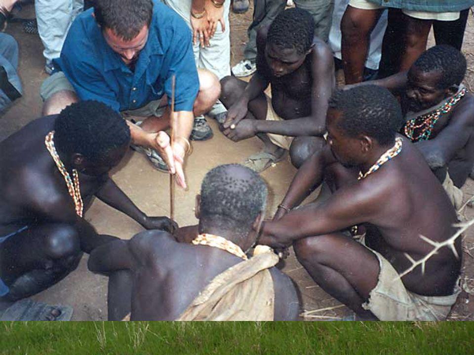 HOMINIDÁK : Tanzánia Az Olduvai-szakadék